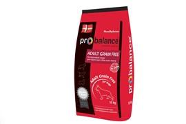 ProBalance Adult Grain Free Корм сухой для взрослых собак всех пород 10 кг