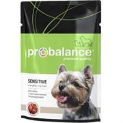 ProBalance Sensitive для взрослых собак с чувствительным пищеварением, пауч 100 гр