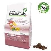 Unica Natura Unico Maxi утка/рис/картофель