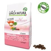 Unica Natura Unico Maxi лосось/рис/горох