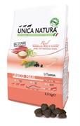 Unica Natura Unico Maxi ягненок/рис/боб садовый