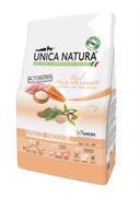 Unica Natura Unico Indoor курица/рис/морковь