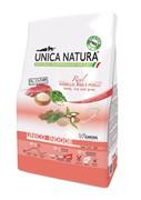 Unica Natura Unico Indoor ягненок/рис/горох