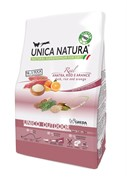 Unica Natura Unico Outdoor утка/рис/апельсин