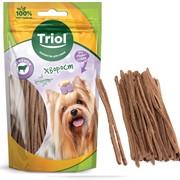 Хворост из ягненка для мини-собак, 50г, Triol