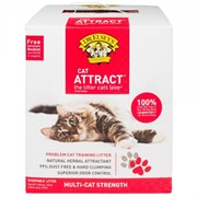 Наполнитель Dr.Elsey's Cat Attract (приучение к лотку) - 9,08кг