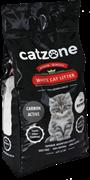 Наполнитель Catzone Active Carbon (С активированным углем) пакет - 10кг