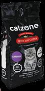 Наполнитель Catzone Lavender (Лаванда) пакет - 10 кг