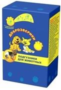 Доброзверики подгузники для животных S (обхват 35-45 см) 20 шт