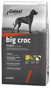 Голози Макси Крок Индейка и Рис сухой корм для собак  20 кг