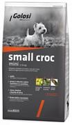 Голози Смолл Крок Мини Курица и Рис сухой корм для собак  12 кг