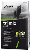 Голози Три Микс Эдалт сухой корм для кошек  20 кг