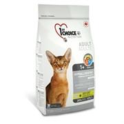 1st Choice гипоаллергенный сухой корм для кошек (с уткой и картофелем)