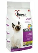 1st Choice Finicky сухой корм для привередливых взрослых кошек (с цыпленком)