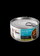 1st Choice Healthy Skin&Coat Консервы для взрослых кошек для кожи и шерсти (лосось в масле тунца)