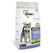 Корм для котят 1st Choice Kitten Здоровый старт с курицей 10 кг