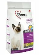 1st Choice Finicky сухой корм для привередливых взрослых кошек (с цыпленком) 2,72 кг