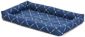 MidWest лежанка Ashton 61х46 см синяя