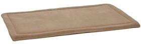 MidWest лежанка Micro Terry плюшевая 117х74 см бежевая