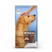 WINNER сухой корм  д/взрослых собак крупных пород, курица