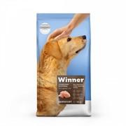 WINNER сухой корм  д/взрослых собак крупных пород, курица (3 кг)