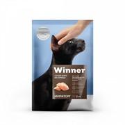 WINNER сухой корм  д/кошек с мочекаменной болезнью,курица