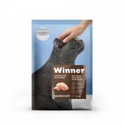 WINNER сухой корм  д/кошек домашнего содержания, курица
