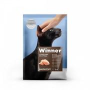 WINNER сухой корм  д/кошек с мочекаменной болезнью,курица (2 кг)
