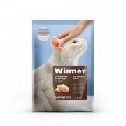WINNER сухой корм  д/пожилых кошек, курица (2 кг)