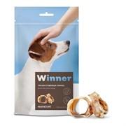 Winner Лакомство Говяжья трахея мини (сухое) для собак 50 гр