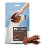 Winner Лакомство Пищевод (сухое) для собак 80 гр