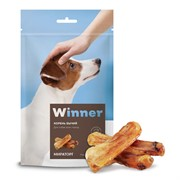 Winner Лакомство  Бычий корень (сухое) для собак 160 гр