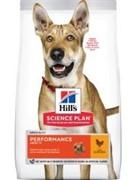 Hills SP Canine Adult Performance Chicken Корм Хиллс для взрослых активных собак с курицей (12 кг)