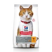 Hills SP Feline Young Adult Sterilised Cat Хиллс корм для стерилизованных кошек до 6лет. 10 кг