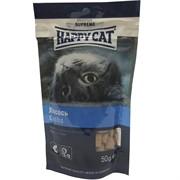 Happy Cat Подушечки  /лосось/ 50 г