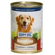 HAPPY DOG   Телятина с сердцем  0,4 кг