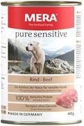 Pure Sensitive  MEAT  Rind    400г (консервы для собак с говядиной)