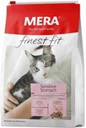 """Mera Finest Fit """"Sensitive Stomach""""  для кошек с чувствительным пищеварением 4 кг"""