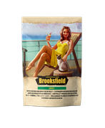 Бруксфилд Adult Chicken with Broccoli пауч д/кошек Курица с брокколи в желе 85г