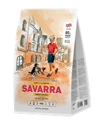 Саварра  Puppy Turkey with Rice сух.д/щенков Индейка/рис