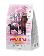 Саварра  Adult Large Breed Lamb with Rice сух.д/собак крупных пород Ягненок/рис