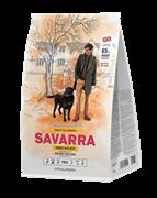 Саварра  Adult All Breeds Turkey with Rice сух.д/собак Индейка/рис