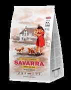 Саварра  Kitten Turkey with Rice сух.д/котят Индейка/рис