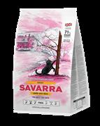 Саварра  Adult Lamb with Rice сух.д/кошек Ягненок/рис