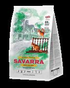 Саварра  Hairball Control Duck with Rice сух.д/кошек Утка/рис