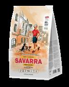 Саварра  Puppy Turkey with Rice сух.д/щенков Индейка/рис  3 кг