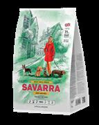Саварра Adult Small Breed Duck with Rice сух.д/собак мелких пород Утка/рис 3 кг