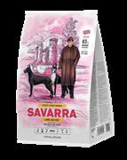 Savarra Саварра Adult Large Breed Lamb with Rice сух.д/собак крупных пород Ягненок/рис 18 кг