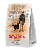Саварра  Adult All Breeds Turkey with Rice сух.д/собак Индейка/рис  12 кг