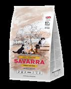 Саварра Light/Sterilized Turkey with Rice сух.д/кошек с избыточным весом и стерилизованных Индейка/рис  12 кг